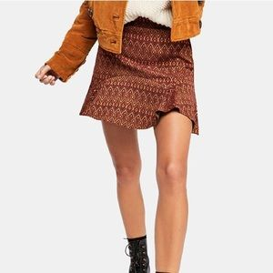 Free People When In Rome Skirt